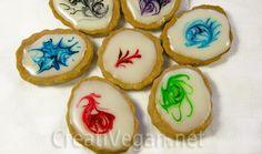 Como hacer colorantes veganos naturales - Gastronomia vegana, increible web :)