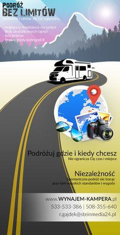 Poznajcie wypożyczalnie kamperów http://wynajem-kampera.pl/ . Nowoczesne pojazdy czekają na Ciebie!
