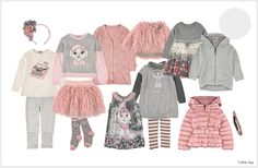 Monnalisa Dusty pink false fur jacket with a dotted lining Pink - 95830 | Melijoe.com