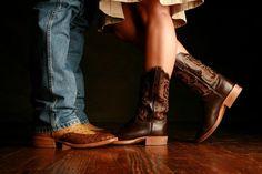Pretty Cowgirl Boots