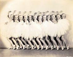'Wonder Bar', 1934.