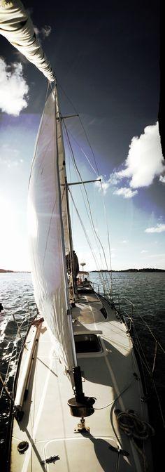 Bermuda sailing...