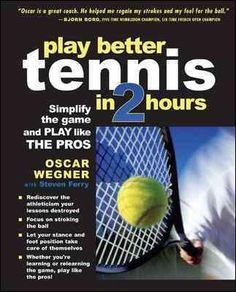 Can tennis really be this simple? Just ask the dozens of world-class players who have made it to the top using Oscar Wegners groundbreaking approach. But if playing tennis isnt so easy for you, if you