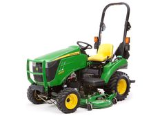 Sub-Compact Utility Tractors | 1023E Tractor | JohnDeere US.  Price = $11,748