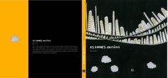 Capa de livro As cidades invisíveis Italo Calvino