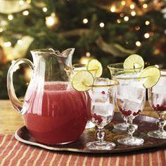 Pomegranate Margaritas Recipe - Good Housekeeping