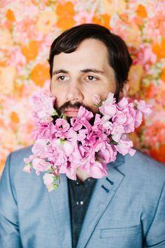 "House Beautiful's says: ""Seriously, who needs a vase"". Photo by Ashley Thalman via Bored Panda"