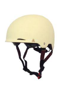Triple Eight Gotham Matte Helmet, Cream, Large/X-Large Tr... https://www.amazon.com/dp/B00JS6XYP0/ref=cm_sw_r_pi_dp_x_eyeFybF7C97JD