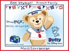 2091 french fam duffy bon voyage