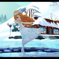 Fairest on Ice Ashlynn Ella