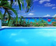 Pool at Cobblers Cove, Relais & Chateaux in Speightstown, Barbados #travel