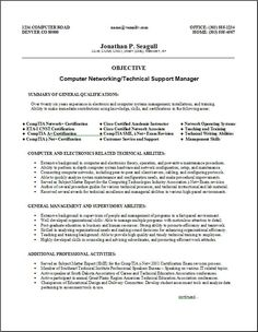 1000+ images about Sample Resumes on Pinterest | Sample resume ...