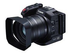 """キヤノン:高画質の4K動画と静止画撮影が可能 新シリーズの4Kビデオカメラ""""XC10""""を発売"""
