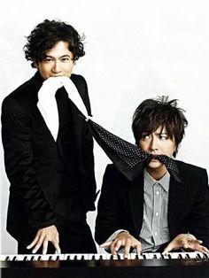 goro inagaki and takuya kimura, SMAP