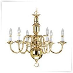 Livex Beacon Hill 5306-02 Chandelier - Polished Brass - 26W in.