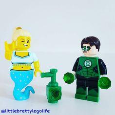 """Best. Lantern. Ever!"" - Alan Scott #lego #legominifigures #mocs #legostagram #instalego #legophotography #toystagram #toys #toyslagram_lego #legoaddict #legoclub #legoaddiction #brick #bricknetwork #brickcentral #afolclub #afol #minifig #minifigures #legogram #dc #dccomics #dcuniverse #superhero #superheroes #greenlantern #green #lantern #genie #beautiful by littlebrettylegolife"