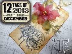 happy holidays everyone! it truly is the most wonderful time of the year so let's fill our creative spirit with the magic and merriment of the season. this month's tag using some pretty unique pr...