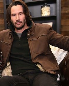 Keanu Reeves interviewed about project #ToTheBone 21January2017 Sundance film festival