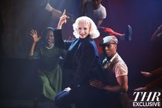Uma Thurman as Marilyn Monroe. #Smash