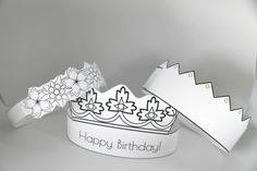 Just for Fun! Crafts For Kids, Arts And Crafts, Church Crafts, Diy Supplies, Just For Fun, Special Day, Card Stock, Happy Birthday, Printables