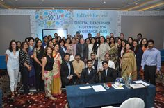 "ETR Completes #Training of the First Batch of ""Digital Leaders in #Education"" @E_Sheninger http://ift.tt/1l709Rw"