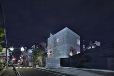 Satoru Hirota Architects · Tsunyuji · Divisare