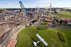 Tältä näyttää Suomen paras huvipuisto. Summer Dream, Finland, Parka, Westerns, Dreams, Nature, Parkas