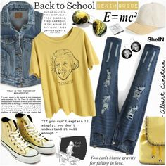 Back to School Denim Guide