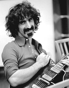 frank zappa. i totally would have voted for him as president :) ralph nader as v.p. ...