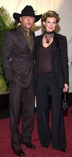 Tim McGraw & Faith Hill