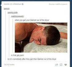 Or feel as good as toasty blankies. | 19 Flawless Pieces Of Sex Advice From Tumblr
