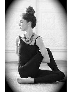 Posture de la torsion - 20 postures de yoga pour un corps tonique - Elle