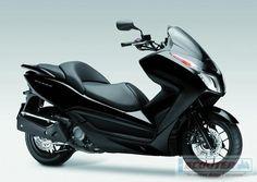 Scooter Bilgi Forumu: Honda NSS300 Forza Maksi Scooter (1/4)