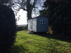The Retreat - Shepherd Huts in Norfolk from The English Shepherds Hut Co.