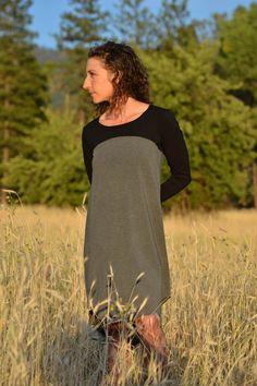 Slim Dress by AdvikaClothing on Etsy