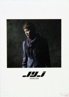 JYJ Collection Card , JunSu