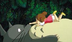 Il mio vicino Totoro - Scheda Film