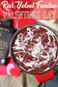 Try my Easy Gluten Free Red Velvet Fondue made without red dye for Valentine's Day. Healthy Gluten Free Recipes, Healthy Dessert Recipes, Easy Desserts, Whole Food Recipes, Vegan Recipes, Healthy Sweets, Healthy Kids, Vegan Food, Healthy Snacks