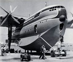 The Saunders-Roe SR.45 Princess was a British flying boat aircraft built by Saunders-Roe
