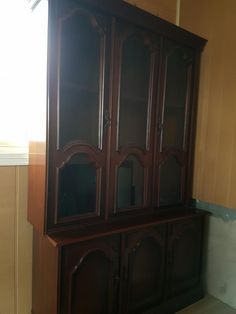 FINN – Gi bort Christmas Wood Crafts, China Cabinet, Storage, Free, Furniture, Home Decor, Purse Storage, Decoration Home, Chinese Cabinet