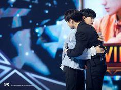 #Yedam #Jyunhao | YG Treasure Box ✨ || 1:1 STAGE BEHIND CUT