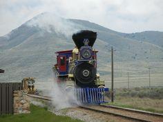 Golden Spike National Historic Site, Corrine, Utah