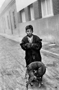 Sergio Larrain || Magnum Photos Photographer Portfolio