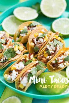 How to Make Mini Tacos, Party Ready snacks! I partnered with Hormel Foods for this recipe and it's delish!