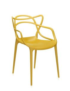 Master design chair by Kartell, designer Philippe Starck