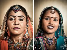 Phototrolley | Photography by Ferran Traité - Indian Faces
