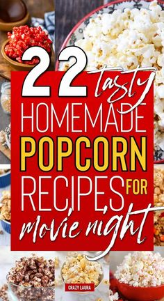 Looking to switch things up for your next Game of Thrones party! Check out these easy homemade popcorn recipes for ideas! Popcorn Snacks, Snacks Für Party, Popcorn Balls, Popcorn Crafts, Candy Popcorn, Gourmet Popcorn, Candy Bars, Homemade Popcorn Recipes, Flavored Popcorn