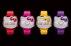 Chouette heart Hello Kitty...I want one