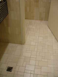 badkamer make-over vloertegels verven judits klusboek | Liefs Suus ...