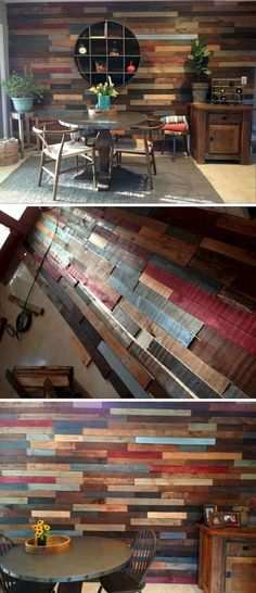 Stunning diy pallet furniture design ideas (65) #homefurniture
